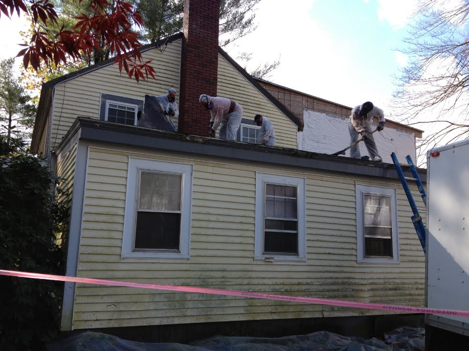 Asbestos Abatement Removal Services in New Hampshire