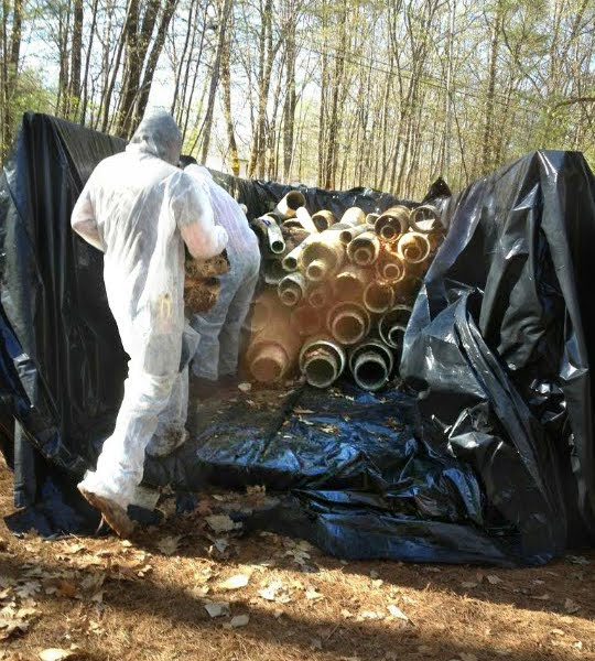 After Demolition Asbestos Testing in New Hampshire