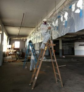 Construction Asbestos Abatement Services in NH