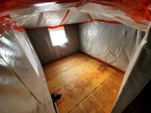 Asbestos Inspection in New Hampshire